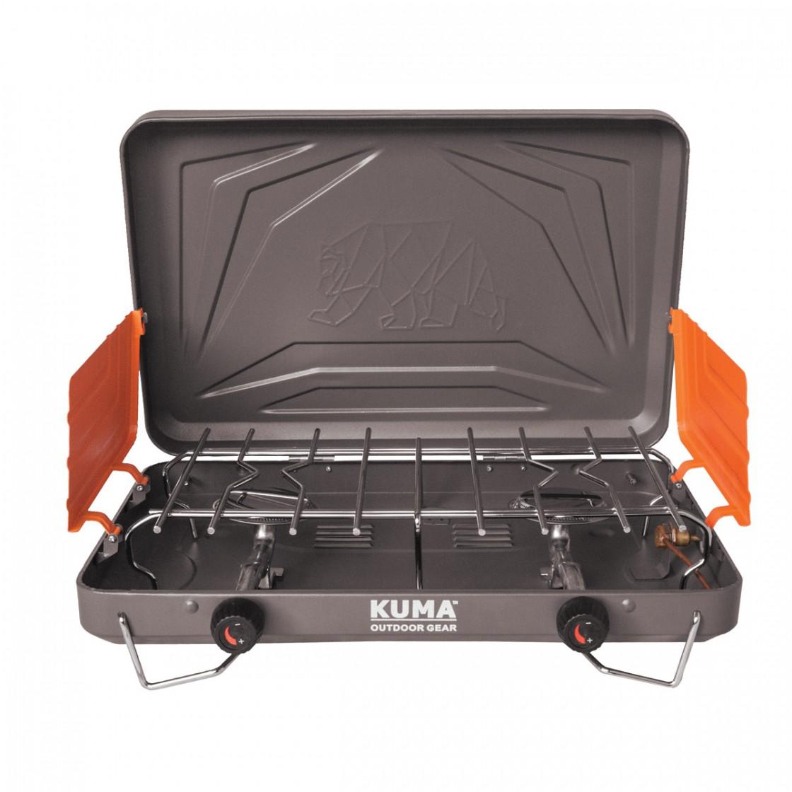 2 Burner Propane Stove Propane Products Kuma Outdoor Gear