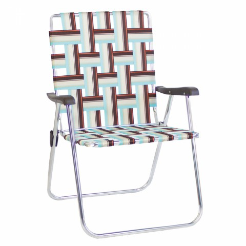 Blue Backtrack Chair