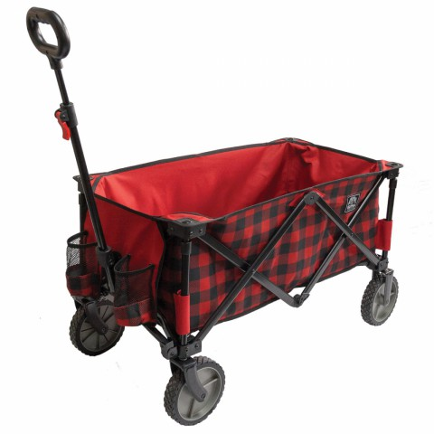 Red Bear Buggy Cart