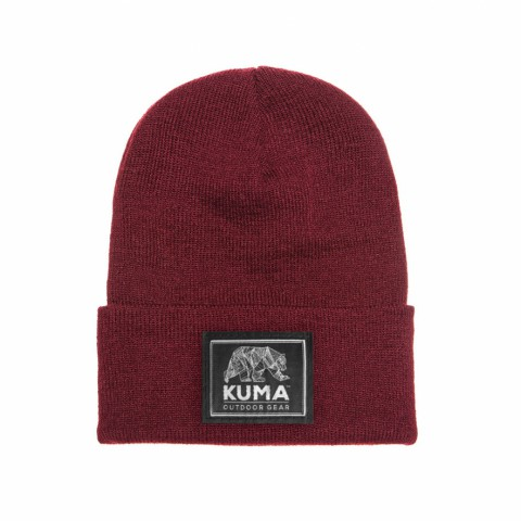 Burgundy Toque
