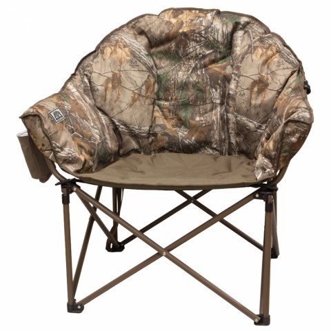 Camouflage Lazy Bear Camping Chair