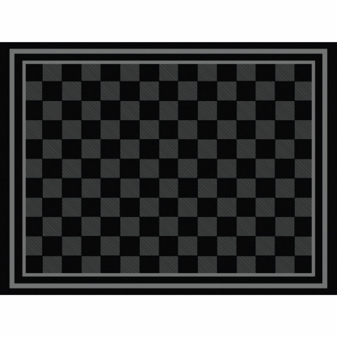 Checker Outdoor Mat - 12' x 9'