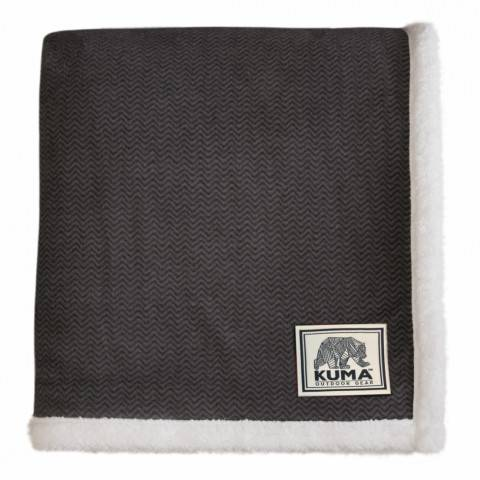 "Herringbone Sherpa Throw - 60"" x 70"""
