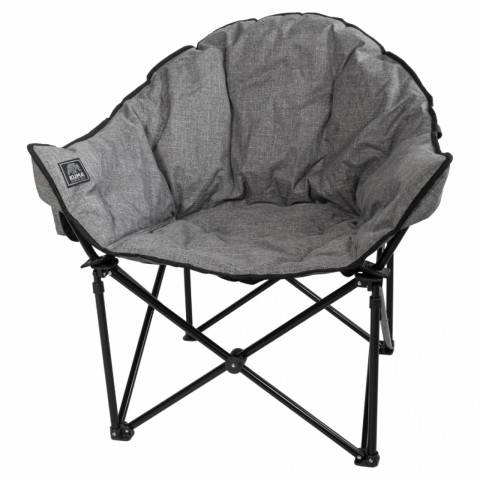 Grey Lazy Bear Chair