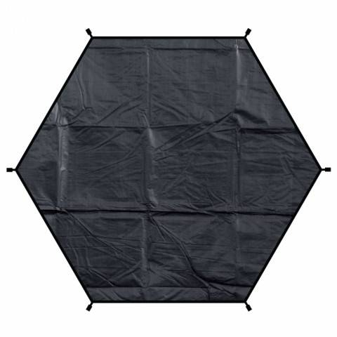 Bear Den Gazebo - Poly Floor