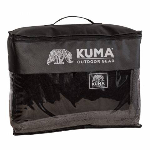 Kuma Bear Sherpa Throw