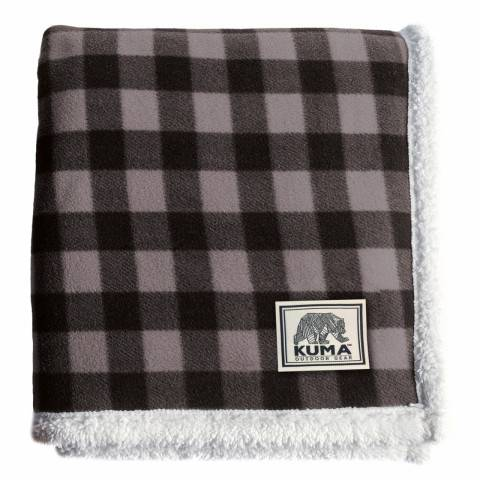 Lumberjack Sherpa Throw